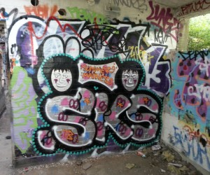 Graffiti Removal London