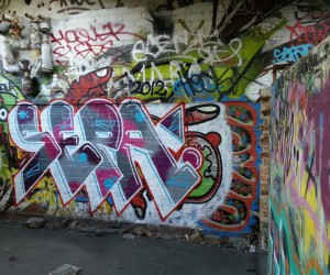 Graffiti Removal Services in London