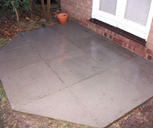 Patio Cleaning Services in London
