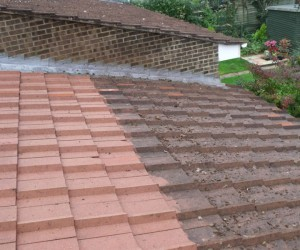Roof and Gutter cleaning in London and Surrey