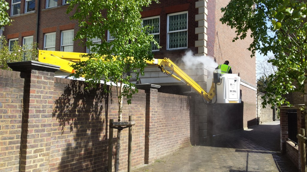 Operated Cherry Picker and Mini Digger Hire