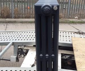 blasting of radiator in surrey