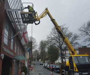 gutter cleaning in london
