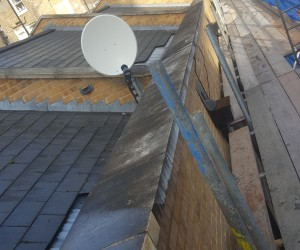 roof cleaning in Marylebone